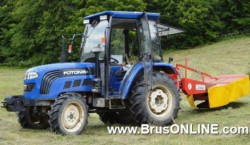 Traktor Bab1