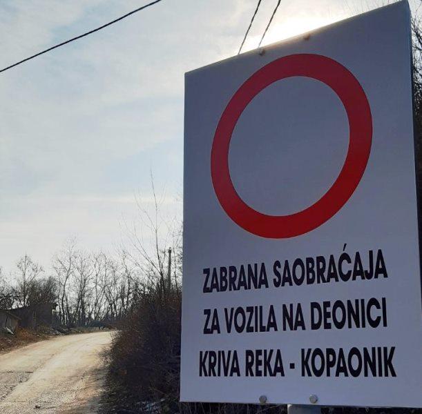 Zabrana KrivaReka012020