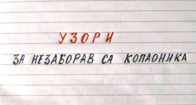 UzorisaKopaonika