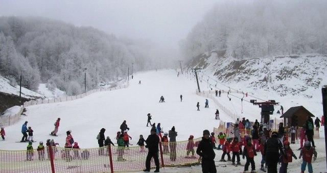 Junior skistaza