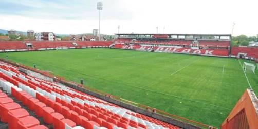 FKNapredak stadion