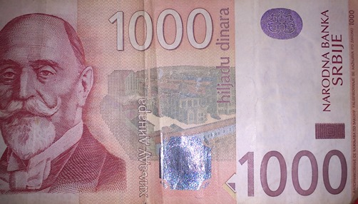 Novac BON