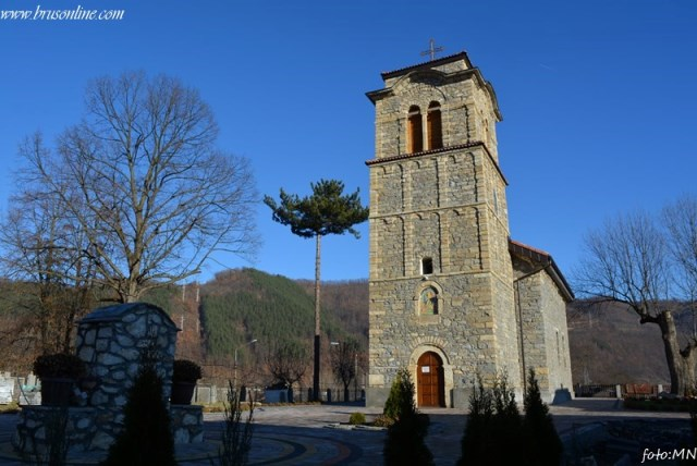 Brus crkva121801