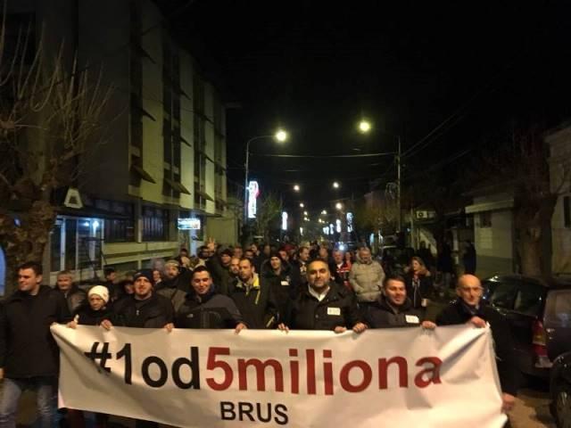 Brus protest02022019