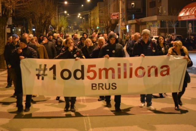 Brus protest160219