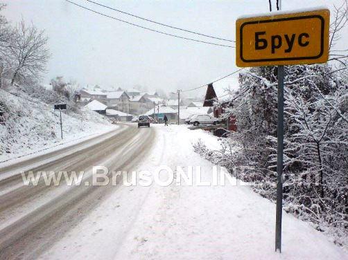 Brus sneg 012017