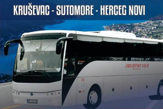 JugoprevozKS CG0621
