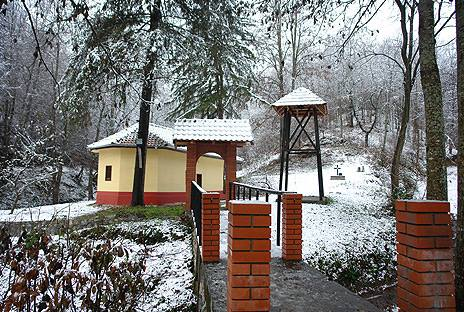 Strmac manastir
