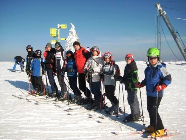 PSD AM Skijaske obuke
