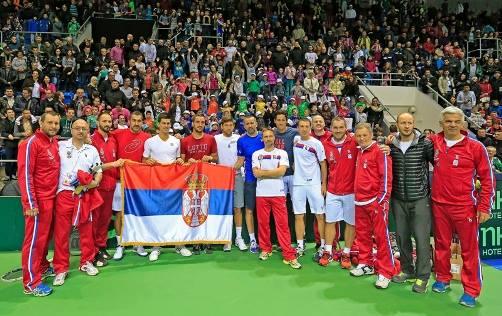 Tenis reprezentacijaKV