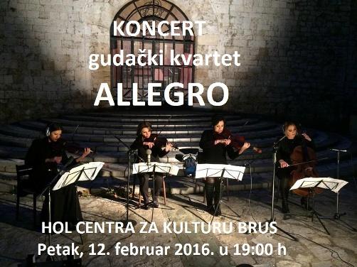 AllegroNis plakat