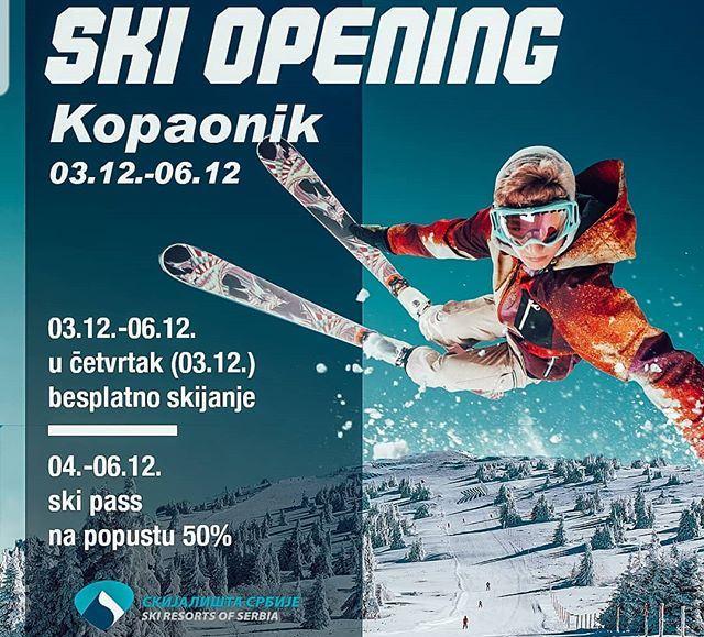 SkiOpeningKopaonik 1220