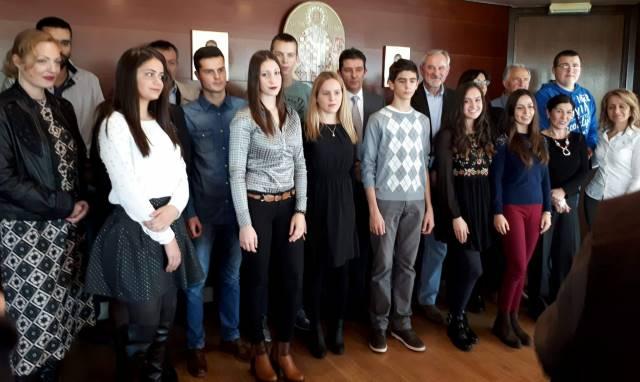 Mineco Evro za znanje stipendije