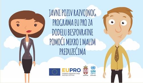 Poziv EUpro 0518