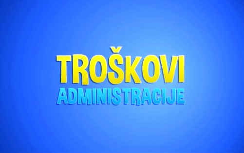 TroskoviAdmin voditeracunars