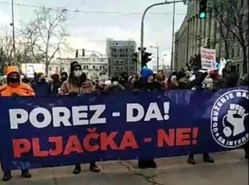 URI protest0121